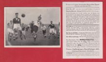Ireland v West Germany 1951 (39)